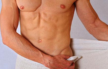 erkek genital lazer epilasyon